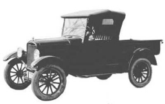 Ford Runabout