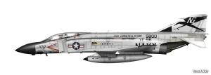 USN F-4J 001