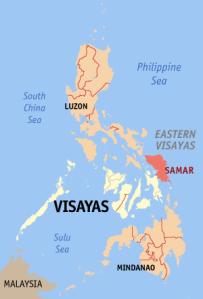 Samar Map 001