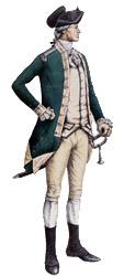 Continental Marine Captain