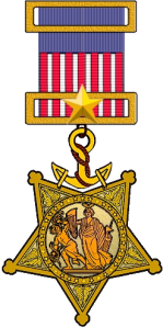 Navy Medal of Honor, 1862