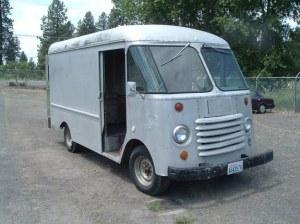 1963 Ford Step Van