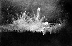 Artillery Barrage 001