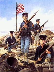 Marines Korea 1890