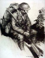 US Soldier WW I 001
