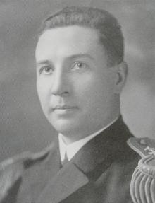 Admiral George J. McMillin