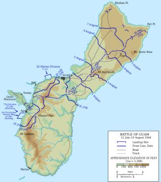 Battle of Guam 1944 001