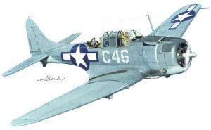 SBD3 Dive-Bomber 001