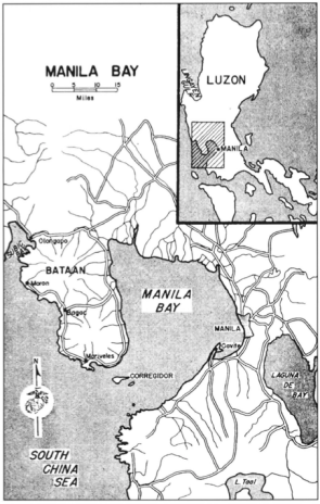 Luzon Manila Bay 1942