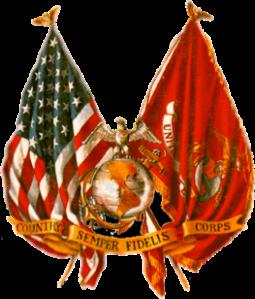 US-USMC Colors