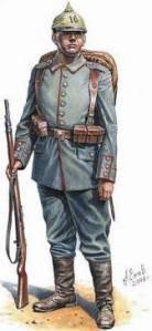 1914-1 German Infantry