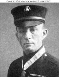 Janson Earnest A.