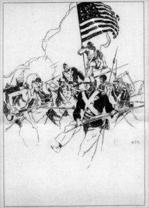 Lt. O'Bannon's Assault