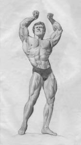 Muscle Man 001