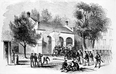 Harpers Ferry: The Assault