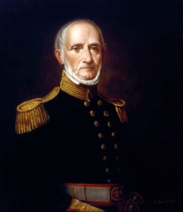 Brevet Brigadier General Archibald Henderson, Commandant of the Marine Corps
