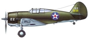 Curtiss P-36