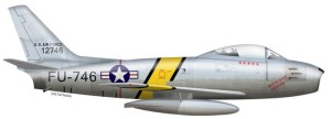 F-86E Sabre