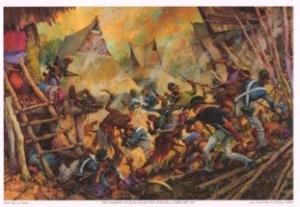 Quallah Battoo 1832