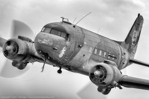 Douglas AC-47  (a.k.a. Puff the Magic Dragon)