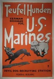 Devil Dog Poster 001