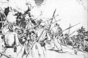 Goochs Marines 1741