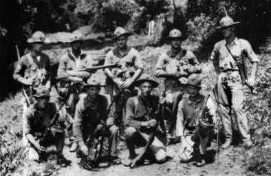 USMC Patrol