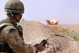 Helmand British Getty