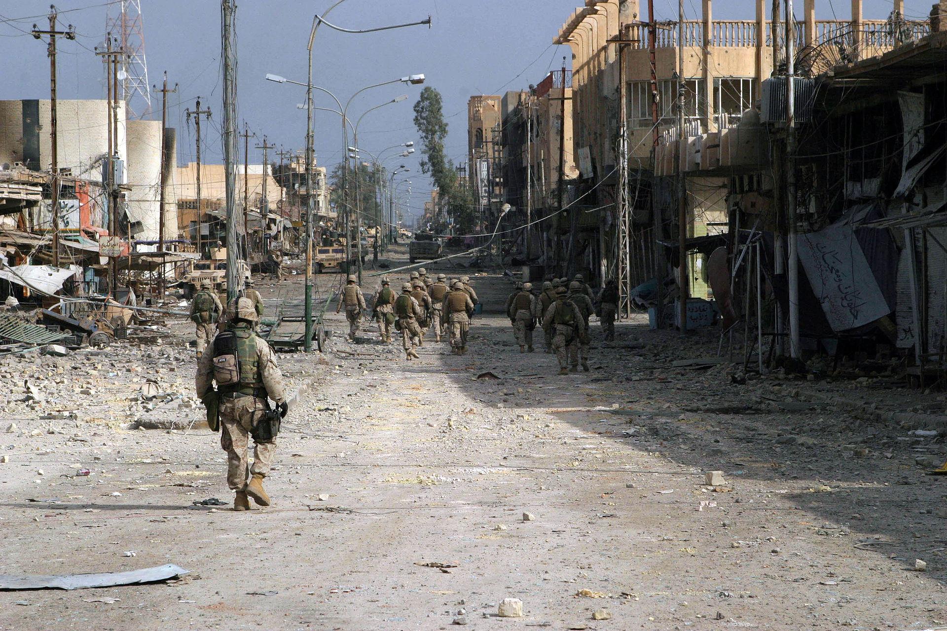 Fallujah 15NOV04