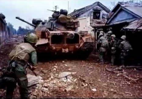 Battle of Hue 1968