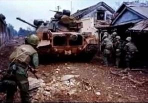 Battle of Hue 1968