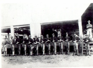 Marines in Panama 1903