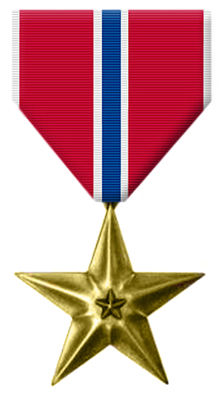 Bronze Star 001