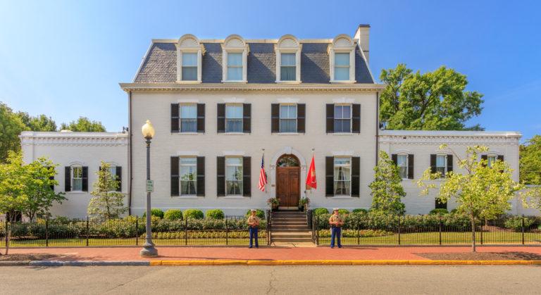 CMC House MB Washington