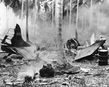 IJN Bombardment at Henderson