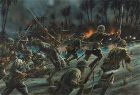 Japanese Army Assault