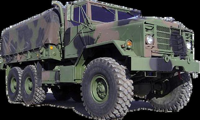 USMC 5-ton truck
