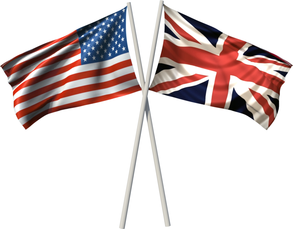 US:UK Ensign