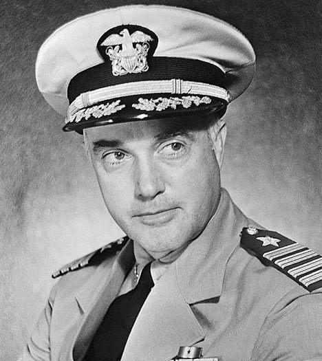 Charles B McVay III