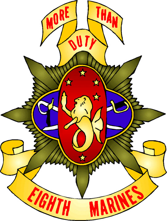 8th Marines Logo