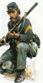 USMC Infantry 1862