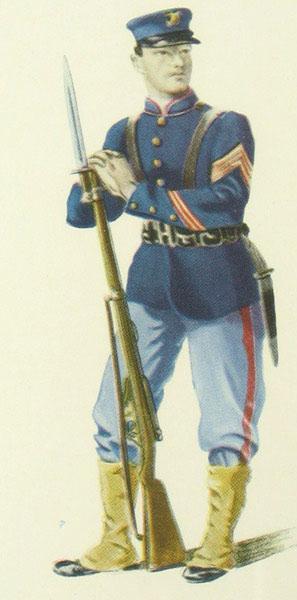 USMC Sgt 1890