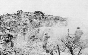 Iwo Jima Meat Grinder