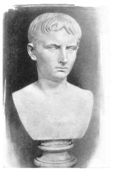 Young Julius Caesar