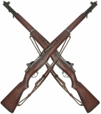 Crossed Rifles (M1)