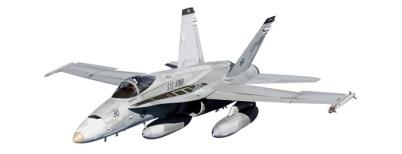 FA-18 Hornet 001