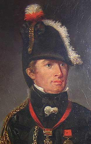 MajGen Robert Ross
