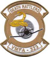 VMFA 323 Patch 001
