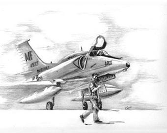 A-4 Skyhawk 001