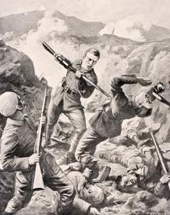 Jacka Assault 1915